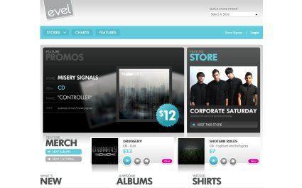 Evel creative #ecommerce web design by Techidea