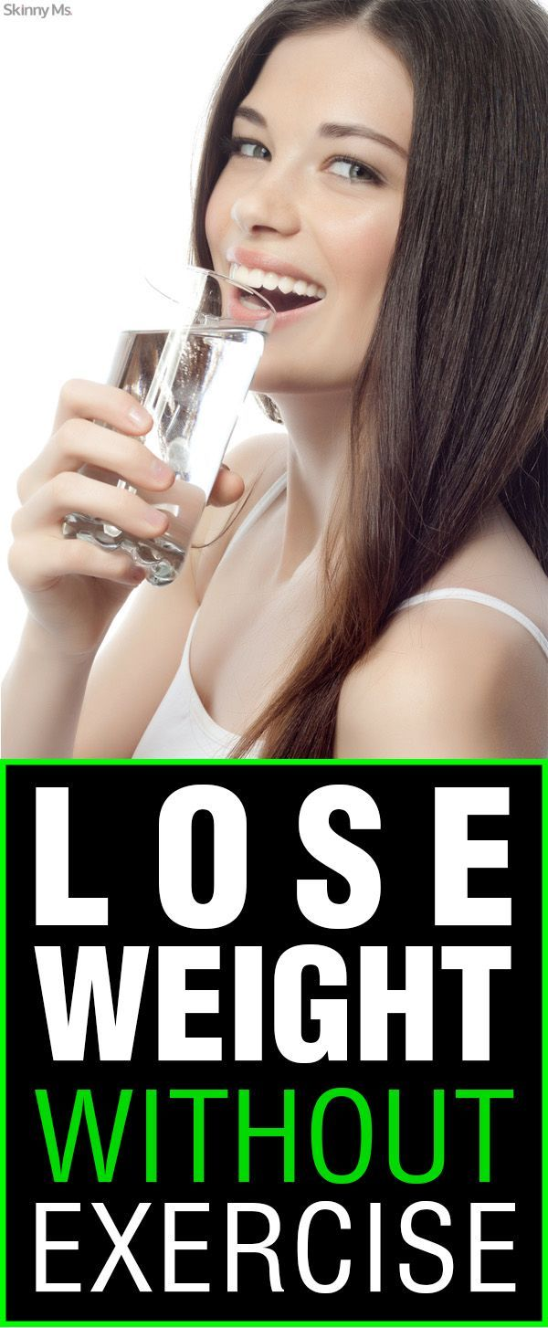 How long does it take to lose weight on a water diet
