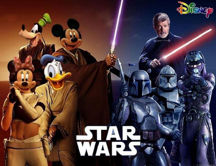 H Disney ετοιμάζει δύο νέα πάρκα με θέμα το Star Wars - https://iguru.gr/2015/08/16/50495/disney-star-wars/