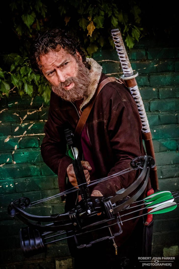 Rick Grimes Season 5 The Last Man Standing By Https Www