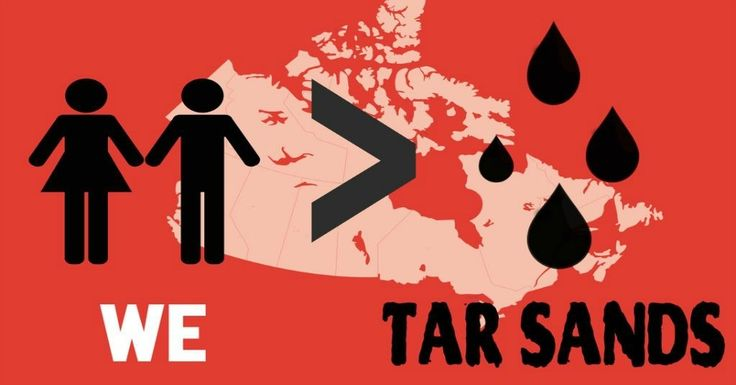 Direct Actions Across Canada Declare: 'Time to Move on' from Tar Sands | Common Dreams | Breaking News & Views for the Progressive Community