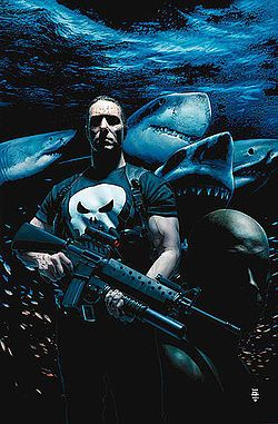 The Punisher - Frank Castle