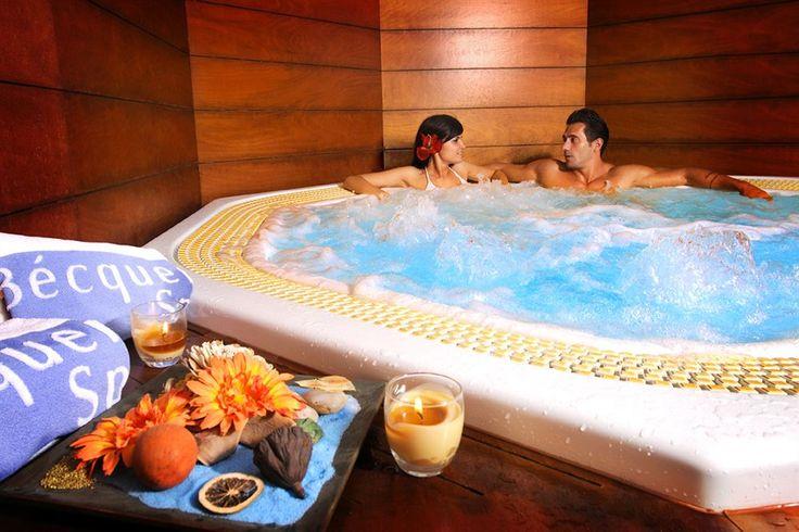 Un hotel con spa en #Sevilla: Hotel Bécquer
