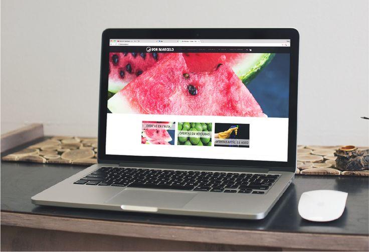 Echa un vistazo a mi proyecto @Behance: \u201cDon Marcelo\u201d https://www.behance.net/gallery/51462639/Don-Marcelo