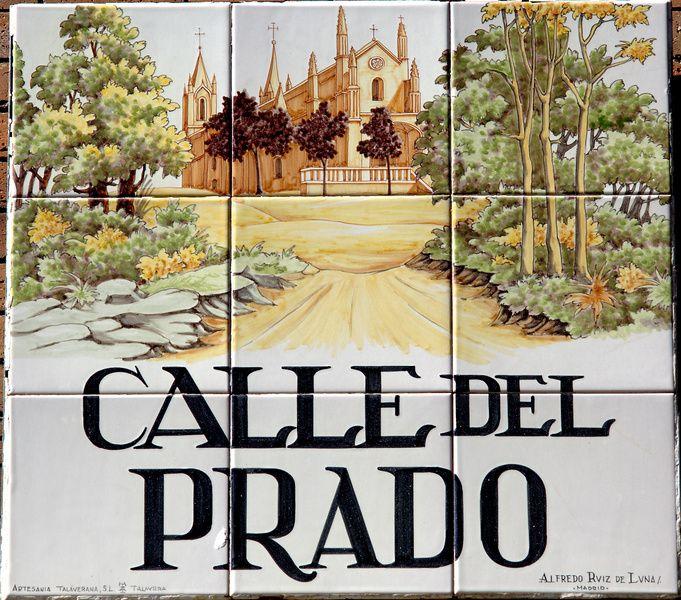 Calle del Prado                                                                                                                                                                                 Más