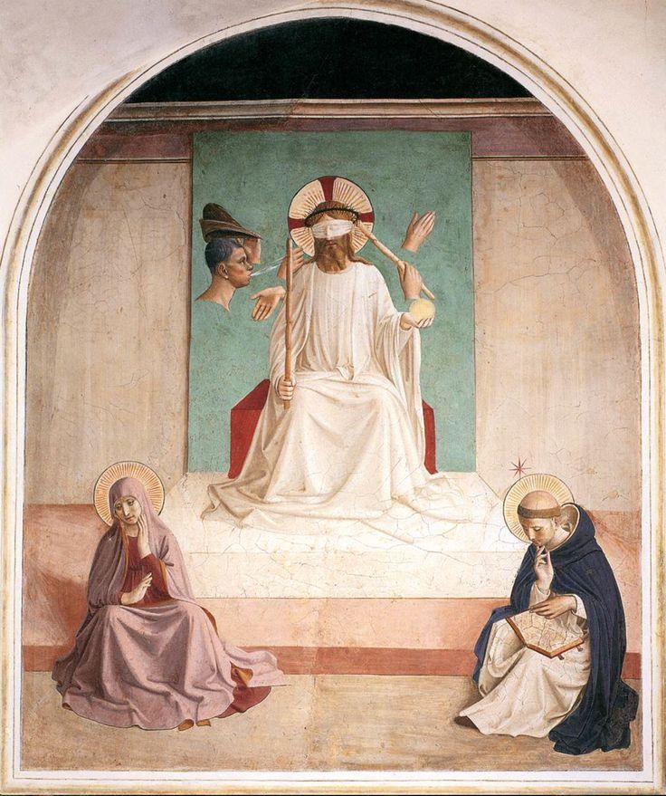 Cristo Deriso   Beato Angelico   1438-1440