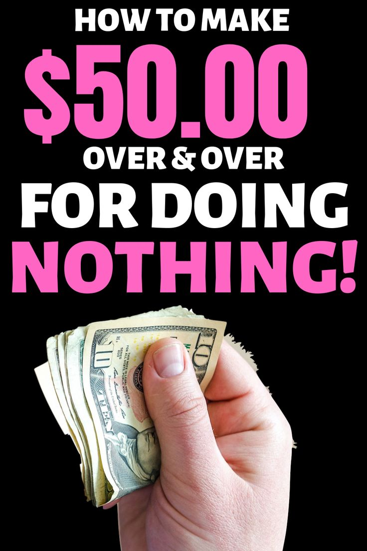 Make $50 From Home For Doing Nothing! – No Scam Reviews | Helping YOU To Make Money Online 💰
