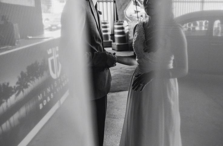 meu casamento.