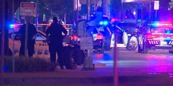 Χάος στο Ντάλας - Εκτός ελέγχου η οργή στις ΗΠΑ κατά της αστυνομίας
