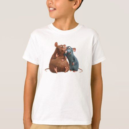 Ratatouille - Emile and Remy Disney T-Shirt - tap to personalize and get yours