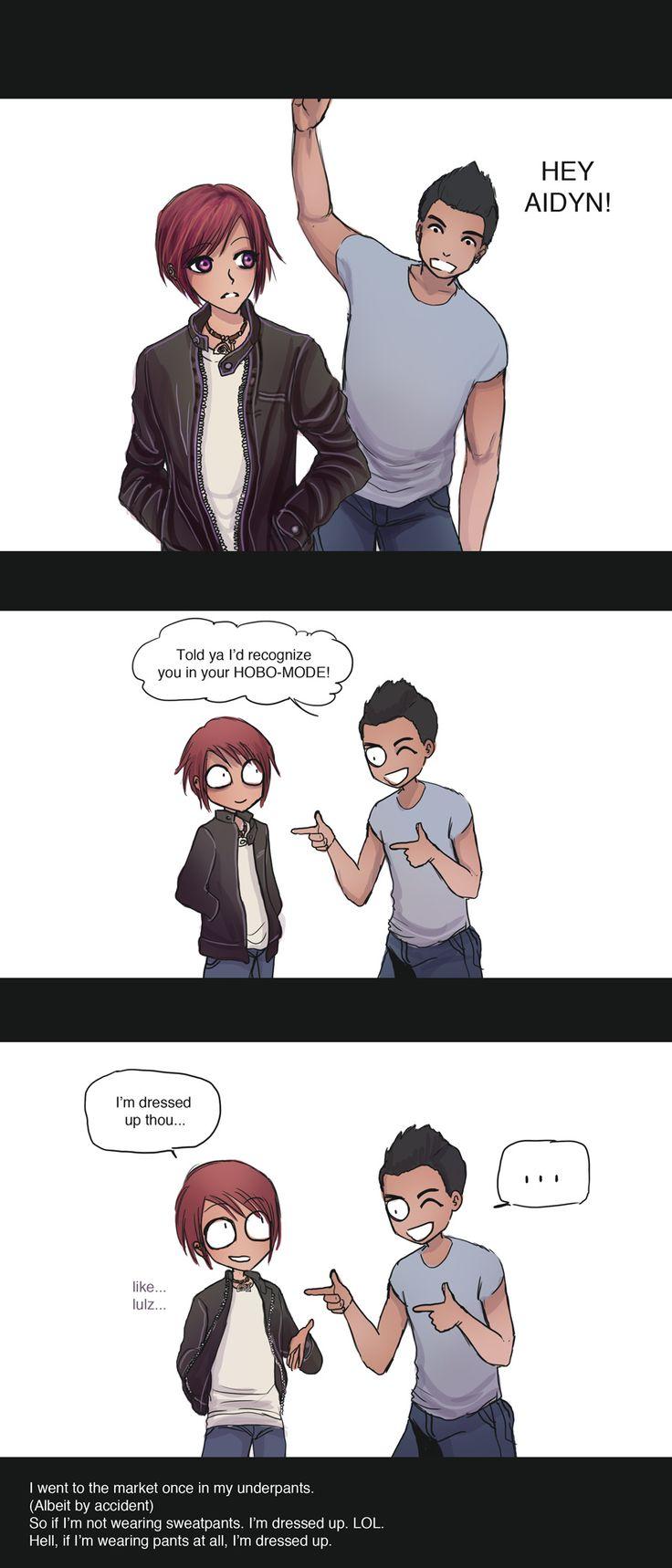 Snailed It :: Your Hobo Mode | Tapastic Comics