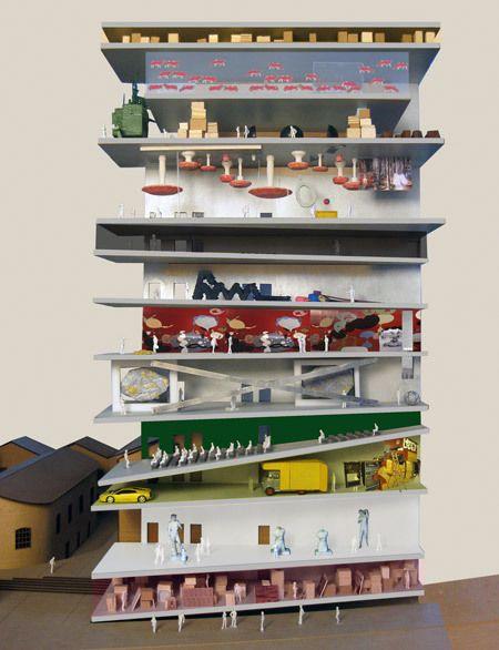 OMA Nears Completion of Fondazione Prada's New Milan Venue