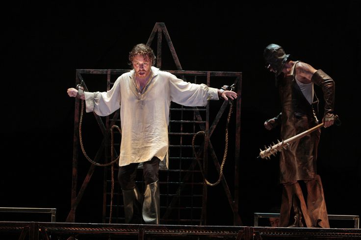 LA Opera's I Due Foscari (2012)