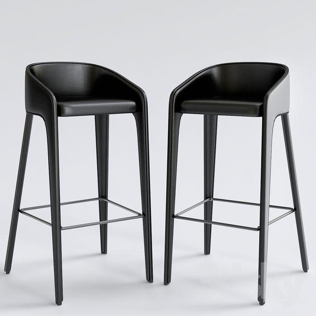 Lamina Too Stool By Bonaldo Modern Bar Stools Stool Furniture