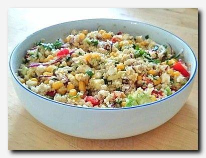 Couscous salat schuhbeck
