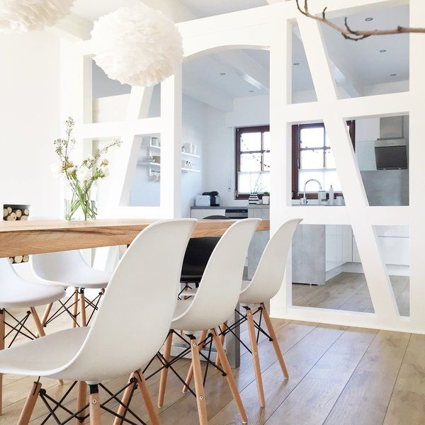 46 Besten Esszimmer Bilder Auf Pinterest | Esszimmer, Wohnen Und ... Fachwerk Wohnzimmer Modern