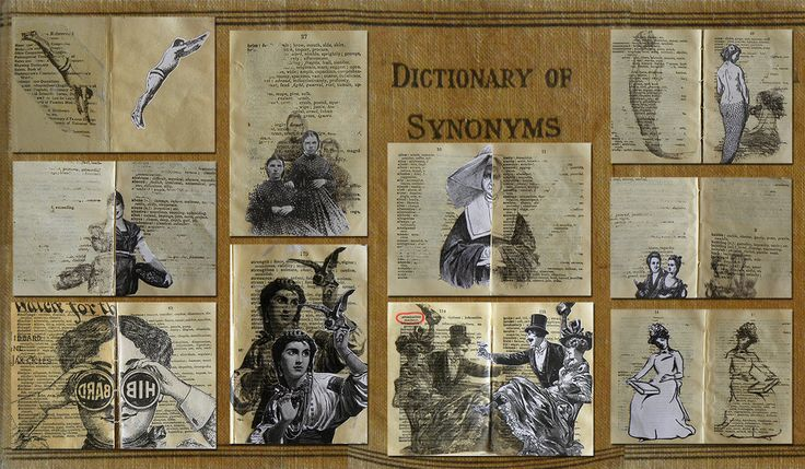 Dictionary of Synonyms