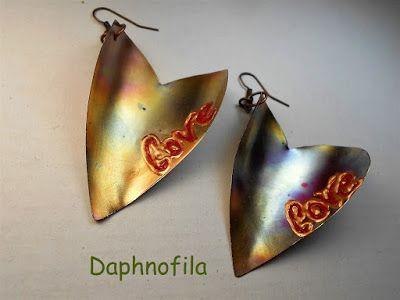 Τα daphnofila δημιουργούν: Keep loving!