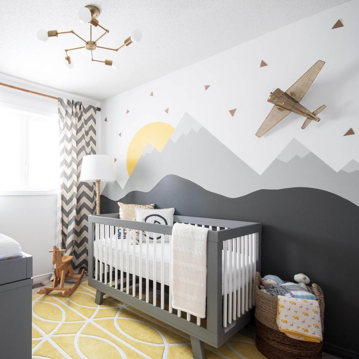 Top 10 Ideen für Wandgestaltung Schlafzimmer: Gestalten Sie die Wände im Kinderzimmer effektvoll!