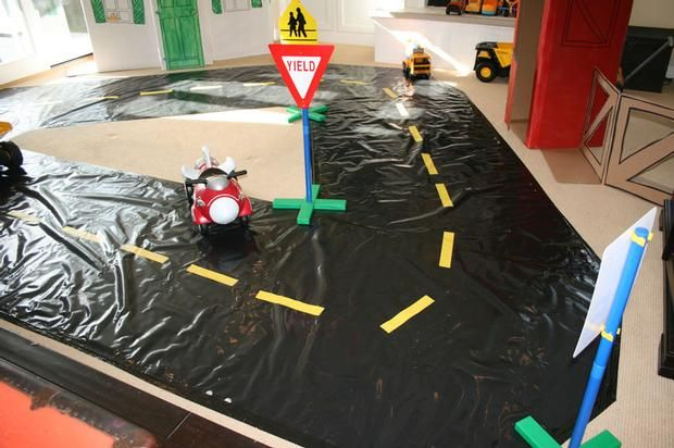 Hostess with the Mostess® - Cars & Trucks & Things That Go - 2nd Birthday Party