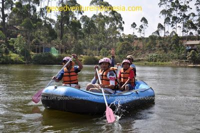 arung jeram: Rafting pangalengan