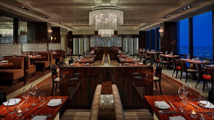 re Asian Cuisine Restaurant by Wolfgang Puck, Four Seasons Hotel-   Manama, Bahrain