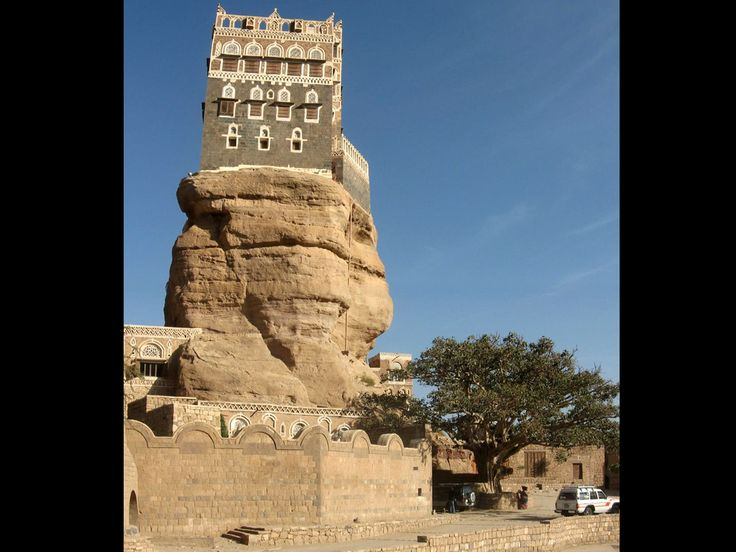 Dar Al Hajar, Yemen : Europe : TravelChannel.com