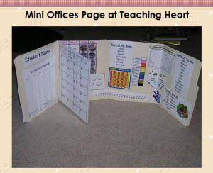 Beau Mini Offices Teaching Heart