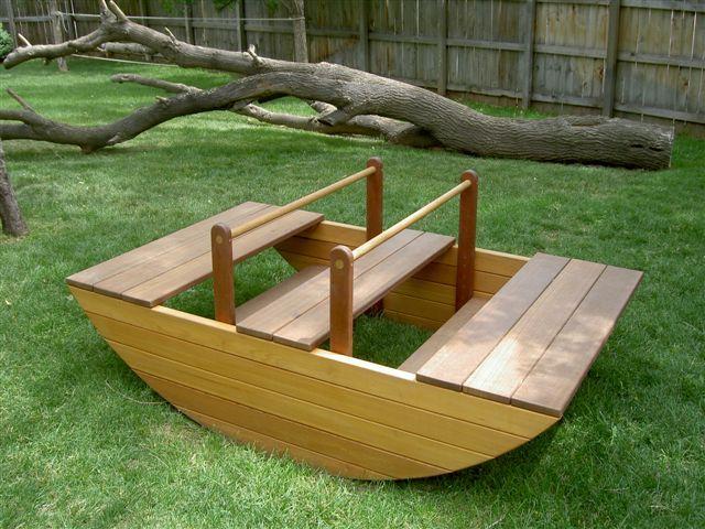 wood playground | Living Wood... Single Playground Toys
