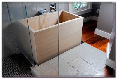 Japanese Bathtubs Small Spaces
