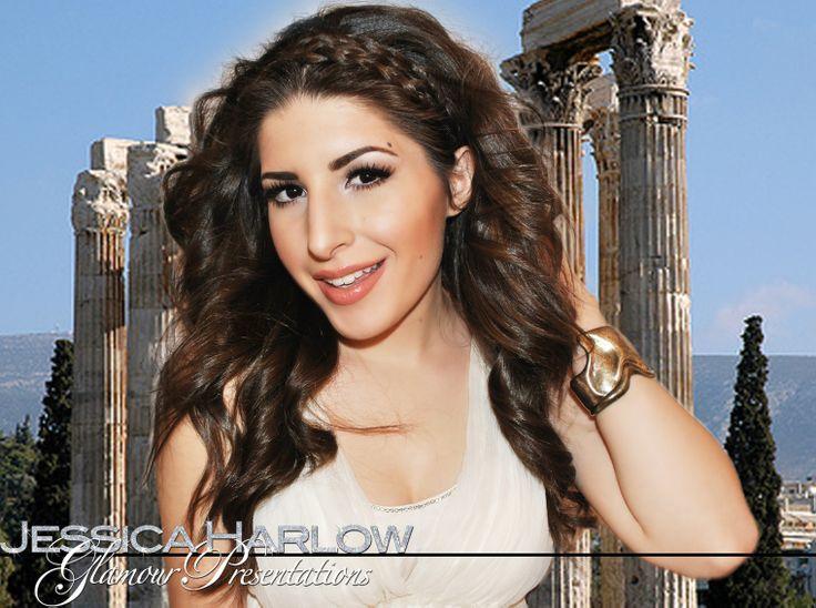 Greek Hair Styles: 60 Best Images About Roman/Greek Hairstyles On Pinterest