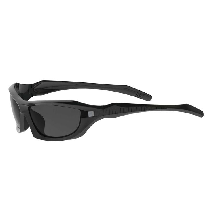 Combining a subtle and stylish aesthetic with superior vision enhancement, Burner Full Frame Sunglasses utilize smoked lenses that offer excellent ballistic protection and glare reduction in highly ac