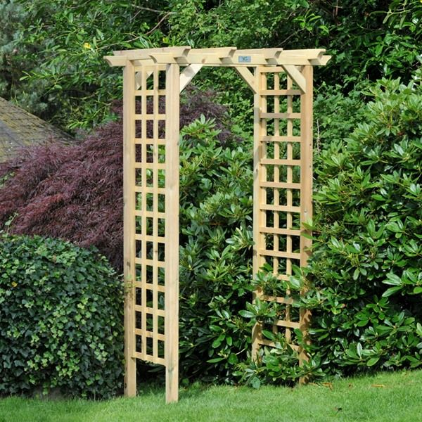 1000 Images About Wooden Arches On Pinterest Gardens Wooden Trellis And The Plant