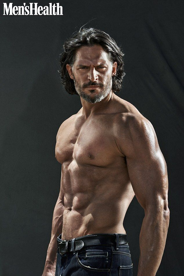 Leader of the pack:Joe Manganiello proved that he just keeps getting better in regards to his incredibly defined shape as he once again sho...