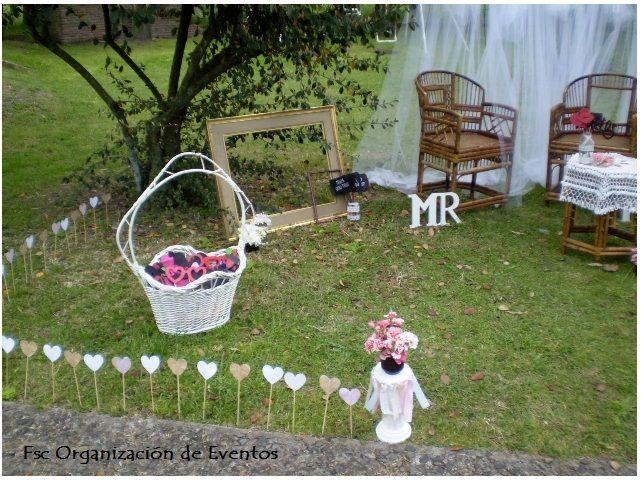 Photo Booth - Ambientación