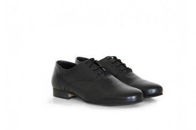 ZIGGY - NOIR #derbies #boots #shoes #men #leather #desertboots