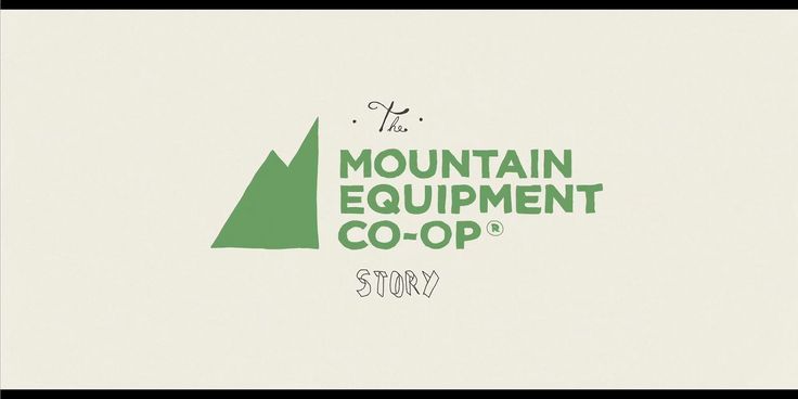 Mountain Equipment Co-op // The MEC Story on Vimeo