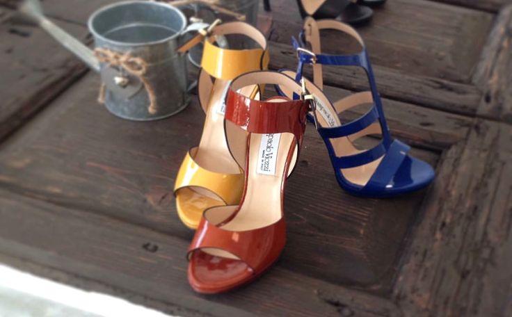 il gioco dei colori... #GiampaoloViozzi Shop online: www.loggicalzature.com Details on: http://calzatureon-line.it/