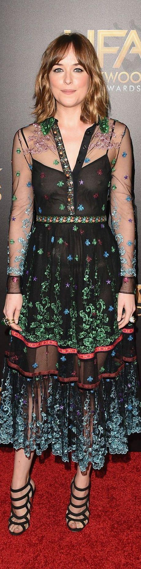 Dakota Johnson - Gucci