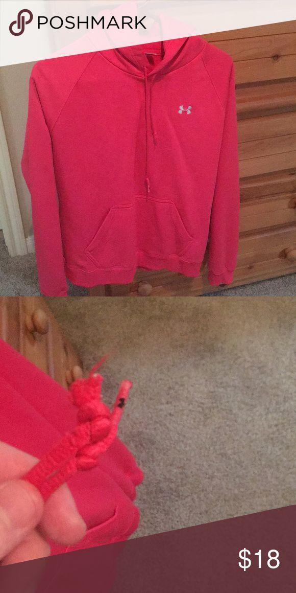 Women's hoodie Under armour women's pink hoodie Under Armour Jackets & Coats Utility Jackets