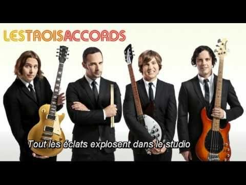 Les Trois Accords - CAMÉRA VIDÉO-+ paroles