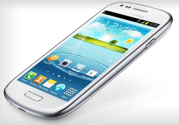 Apple drops patent claim against Samsung Galaxy S3 Mini | Apple - CNET News