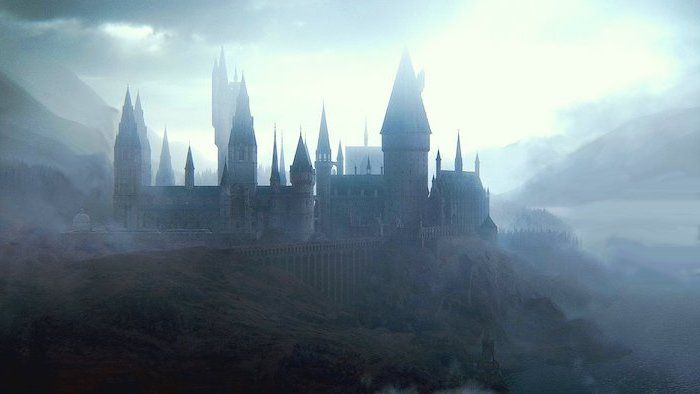 The Entire Hogwarts Castle Surrounded By Fog Marauders Map Mountain La In 2020 Harry Potter Wallpaper Harry Potter Wallpaper Backgrounds Desktop Wallpaper Harry Potter