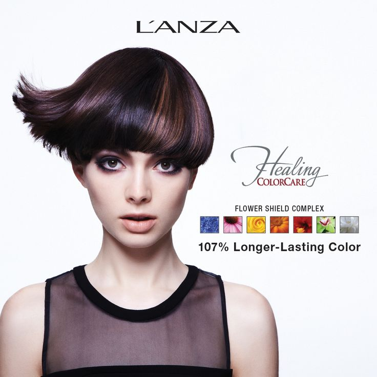 Lanza Healing Hair Color Chart Lanza Healing Color Swatch Book