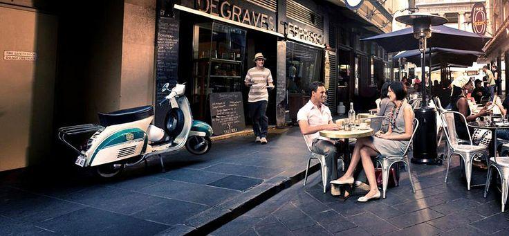 Explore Melbourne's lane ways | Victoria, Australia.
