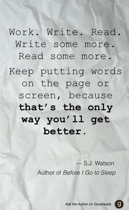 WRITERS ONLY! Do you think you write well???