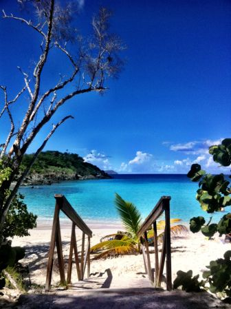 Trunk Bay, St John USVI It's time to go back here for sure!!