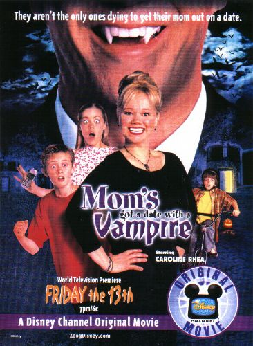 Mom's Got a Date with a Vampire- Love this movie!!