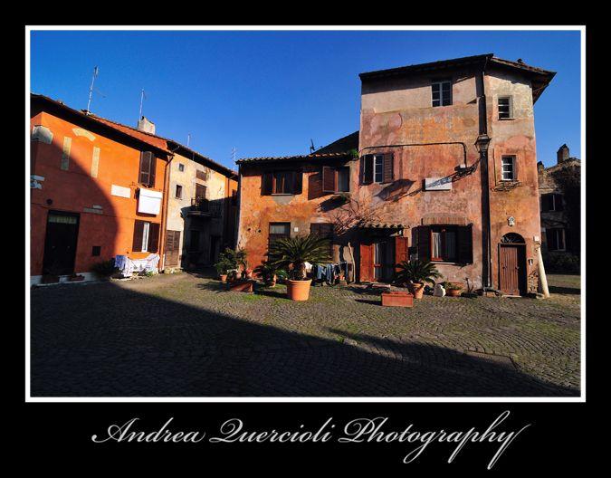 Ostia Antica Italy by andrea quercioli