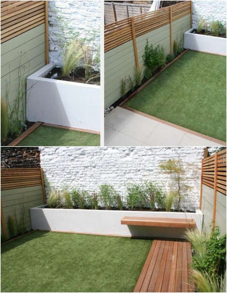 Les 25 meilleures id es de la cat gorie am nagement ext rieur sur pinterest am nagement for Idee jardin en terrasse